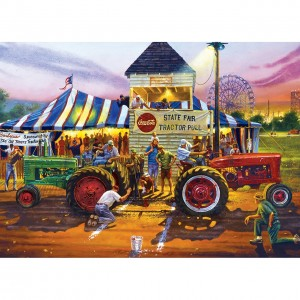 Master Pieces: Farm & Country - For Top Honors (1000) legpuzzel