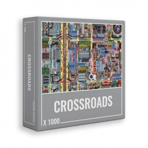 Cloudberries: Crossroads (1000) legpuzzel