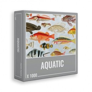 Cloudberries: Aquatic (1000) legpuzzel