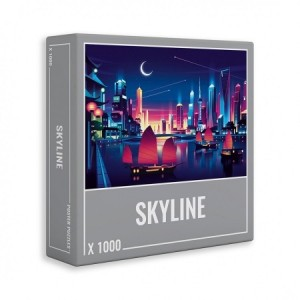 Cloudberries: Skyline (1000) legpuzzel