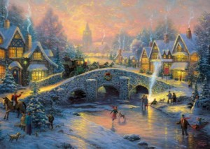 Thomas Kinkade: Spirit of Christmas (1000)