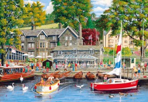 Gibsons: Summer in Ambleside (1000)