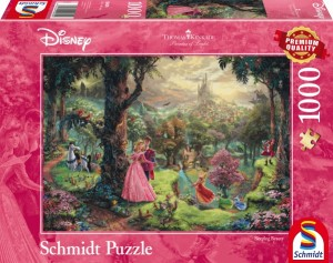 Thomas Kinkade: Disney Sleeping Beauty (1000)