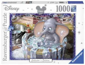 Ravensburger: Dsney Dumbo (1000)