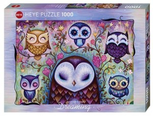 Heye: Dreaming - Great Big Owl (1000)