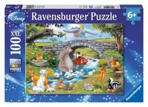 Ravensburger: Familie van de Animal Friends (100XXL)