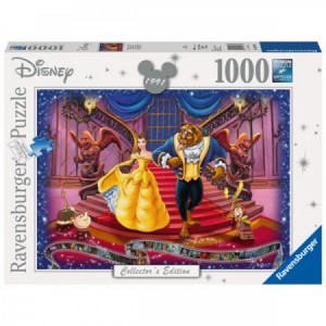 Ravensburger: Disney Beauty and the Beast (1000)