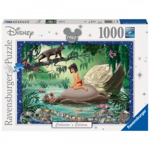 Ravensburger: Disney Jungle Book (1000)