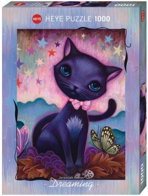 Heye: Dreaming - Black Kitty (1000)