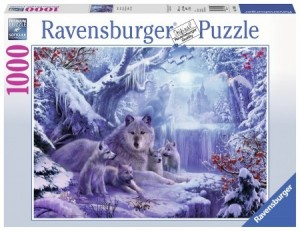 Ravensburger: Wolven in de Winter (1000)