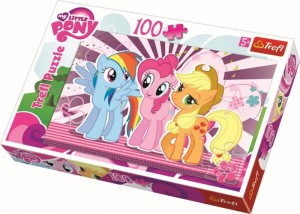 Trefl: My Little Pony (100) kinderpuzzel
