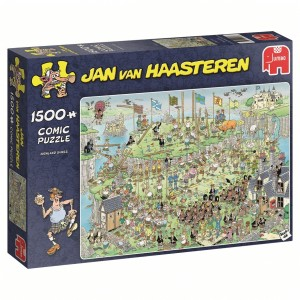 Jan van Haasteren: Highland Games (1500) puzzel