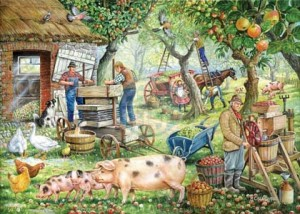 House of Puzzles: Cider Makers (1000) legpuzzel
