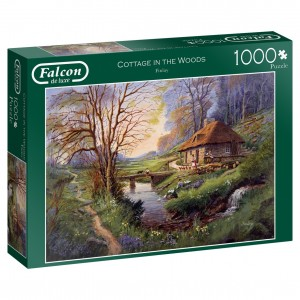 falcon cottage in the woods legpuzzel