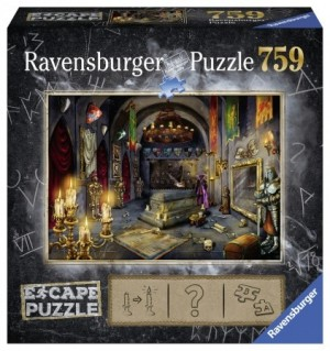 Ravensburger: Escape Puzzel - In het vampierenslot (759)