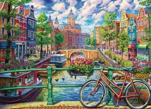 cobble hill amsterdam canal legpuzzel