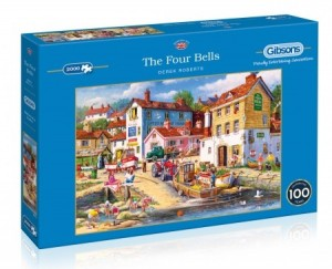 Gibsons: The Four Bells (2000) legpuzzel