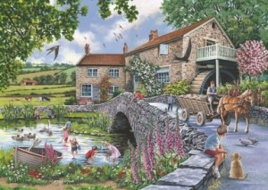 House of Puzzles: Old Mill (1000) legpuzzel