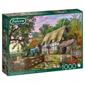 Falcon: The Farmers Cottage - Dominic Davison (1000) legpuzzel