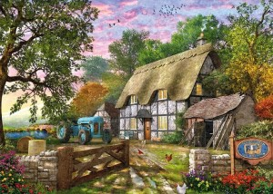 falcon the farmers cottage dominic davison legpuzzel