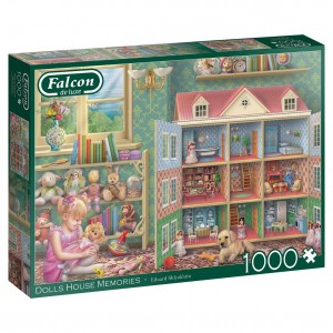 Falcon: Dolls House Memories (1000) legpuzzel