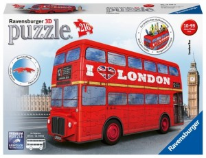 Ravensburger: London Bus (216) 3D puzzel