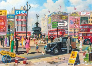 gibsons piccadilly legpuzzel