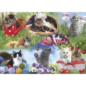 gibsons cats legpuzzel