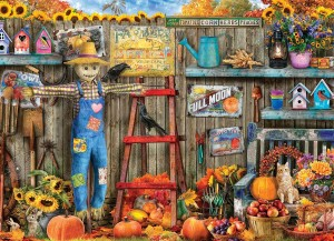 Eurographics: Harvest Time (1000) herfstpuzzel