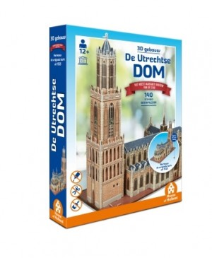 House of Holland: Utrechtse Dom (140) 3D puzzel