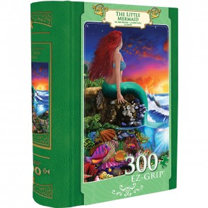 master pieces the little mermaid puzzel