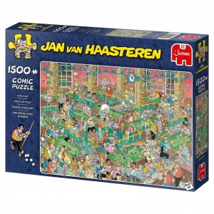 Jan van Haasteren: Chalk Up (1500) legpuzzel