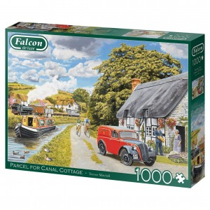 Falcon: Parcel for Canal Cottage - Trevor Mitchell (1000) legpuzzel
