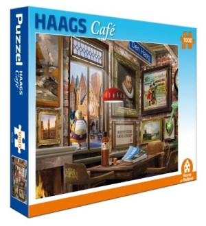House of Holland: Haags Café (1000) legpuzzel