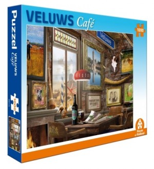 House of Holland: Veluws Café (1000) legpuzzel