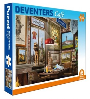 House of Holland: Deventers Café (1000) legpuzzel