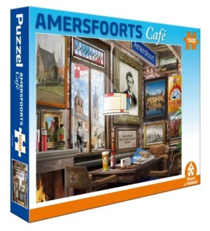 House of Holland: Amersfoorts Café (1000) legpuzzel