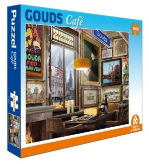 House of Holland: Gouds Café (1000) legpuzzel