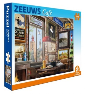 House of Holland: Zeeuws Kaffee (1000) legpuzzel
