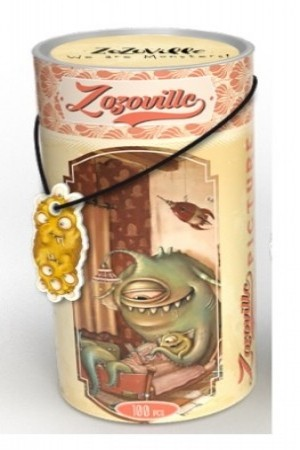Tucker's Fun Factory: Zozoville - Bedtime Stories (100) kinderpuzzel