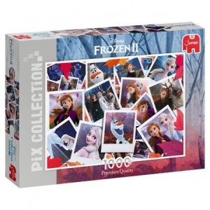 Jumbo: Disney Pix Collection Frozen 2 (1000) Disneypuzzel