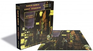 Zee Puzzle: David Bowie - The Rise and Fall of Ziggi Stardust (500) muziekpuzzel