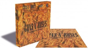 Zee Puzzle: Guns 'n Roses - The Spaghetti Incident (500) legpuzzel